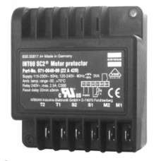 motor protection device INT69SC2